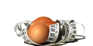 Brza dijeta s jajima