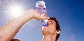 Voda topi kilograme