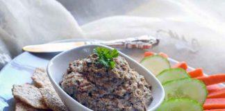 Pašteta od soje i pečuraka