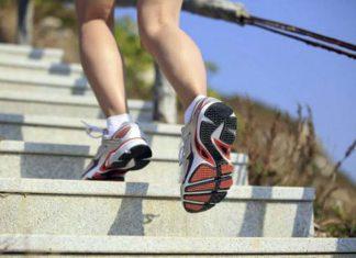 Trčanje uz stepenice