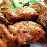 Afghan chicken