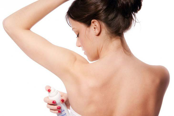 Kozmetički preparati protiv znojenja štetno utiču na žlezde