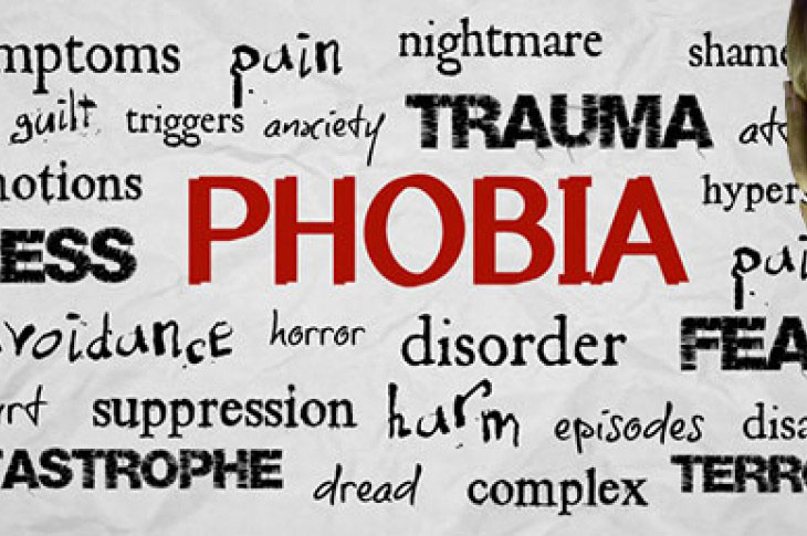 Vrste fobija