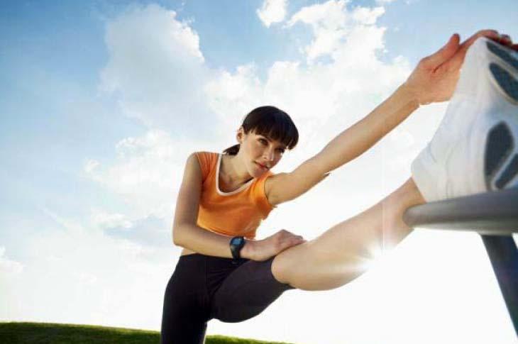 Uobičajeno je da se pre i posle određenog treninga istežemo