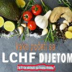 LCHF ishrana preti da skine HRONO sa trona