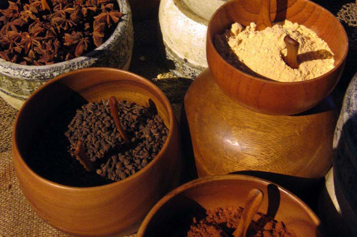 Kupovine svežih začina i začinskih biljaka