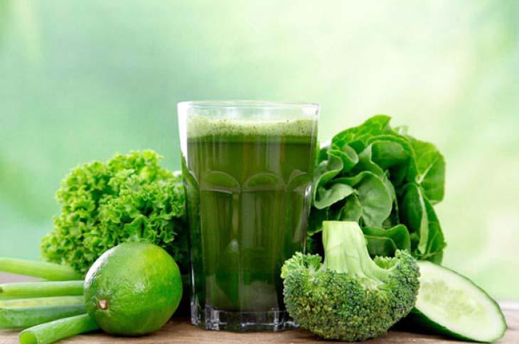 Zelena dijeta