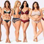 Tabela normalnih telesnih težina – ŽENE